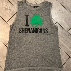 Tops - St Patrick's Day tank